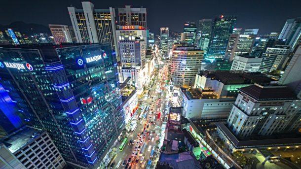 Dünyanın En Havalı 50 Semti Euljiro Seul