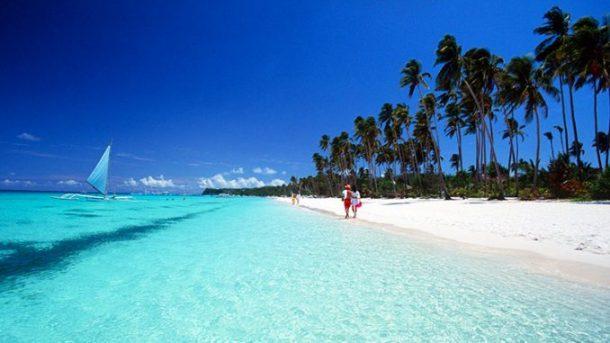 Filipinler'in cennet adası Boracay turistlere yeniden açılıyor!