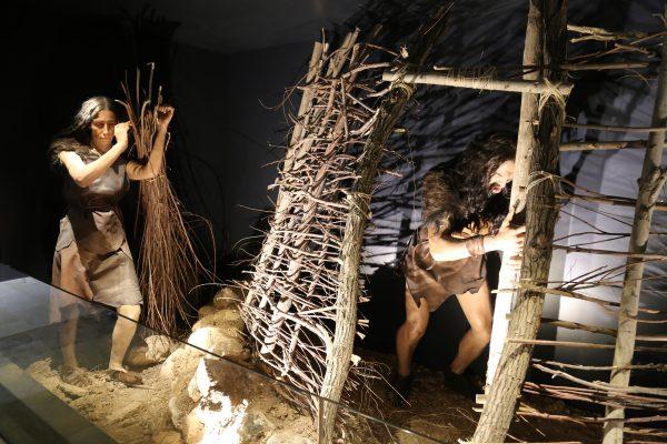 Hasankeyf Müzesi'nde sona doğru