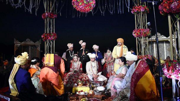 Hindistan, düğün turizmi; için Kasım ayında Türkiye'ye çıkarma yapacak!
