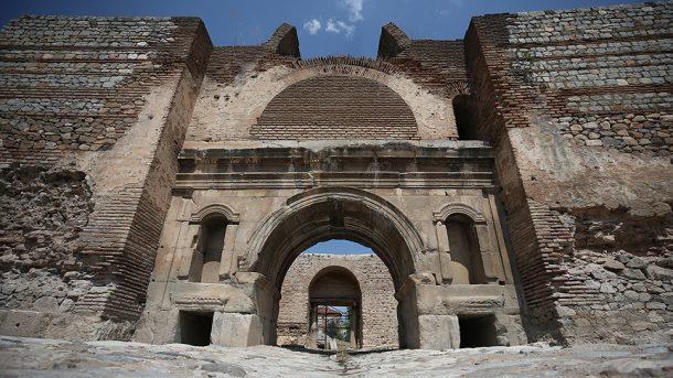 Roma da, Bizans da, Osmanlı da aynı yolu kullanmış
