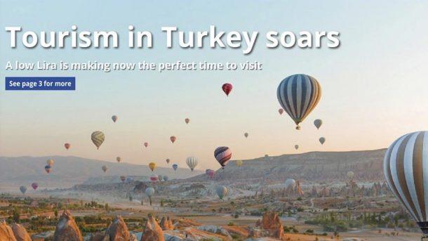 Kanada'nın turizm dergisi Travelweek'ten Türkiye çağrısı!