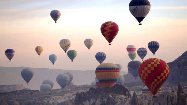 Kapadokyalı turizmcilerden tepki: Balon turizmi sadece Kapadokya'da yapılmalı!