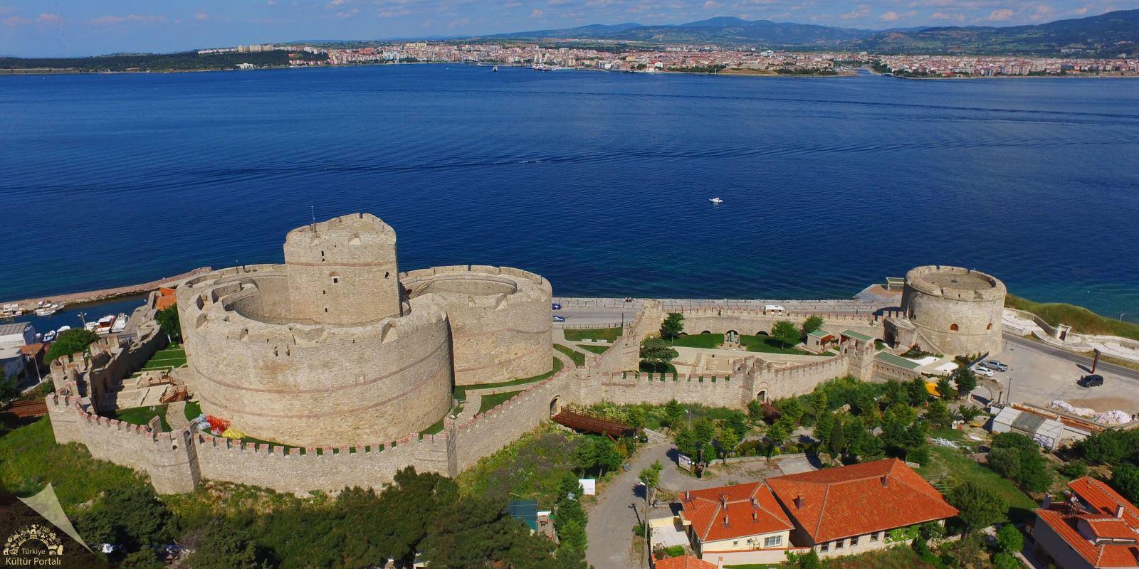 Kültür ve Turizm Bakanlığı açıkladı: Türkiye'nin en görkemli kaleleri!