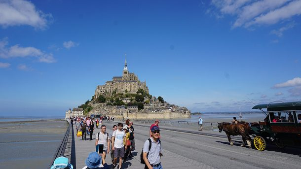 Mont Saint Michel hakkında