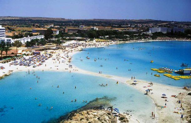 Nissi Plajı Güney Kıbrıs