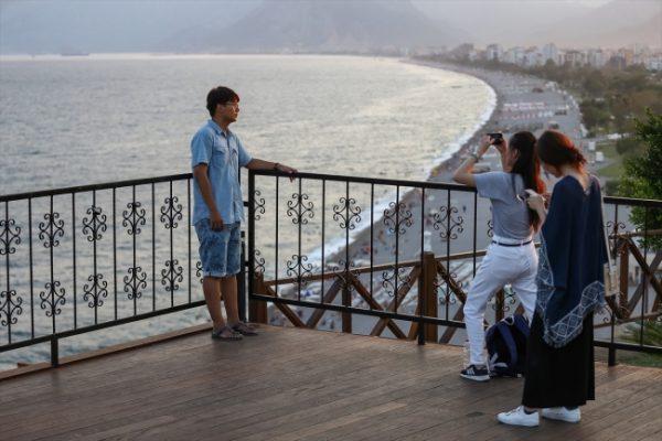 Turizmin başkenti Antalya'ya Rusya'dan 3 milyon 367 bin 152 kişi geldi