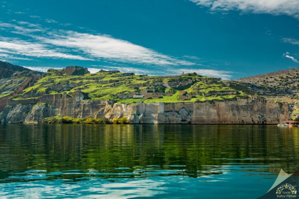 Türkiye'nin en görkemli kaleleri Rumkale-Gaziantep
