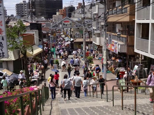 Dünyanın En Havalı 50 Semti Yanaka Tokyo