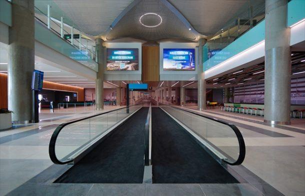Yeni Havalimanı 9 bin yolcu ve 18 bin bagajla testte hazırlanıyor!
