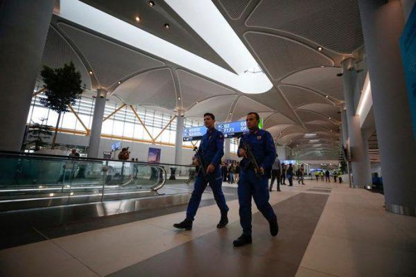 İstanbul Yeni Havalimanı açıldı