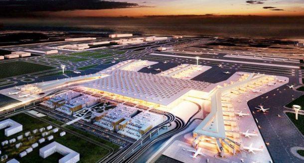 29 Ekim'de açılacak Yeni Havalimanı'nın reklam filmi yayında!