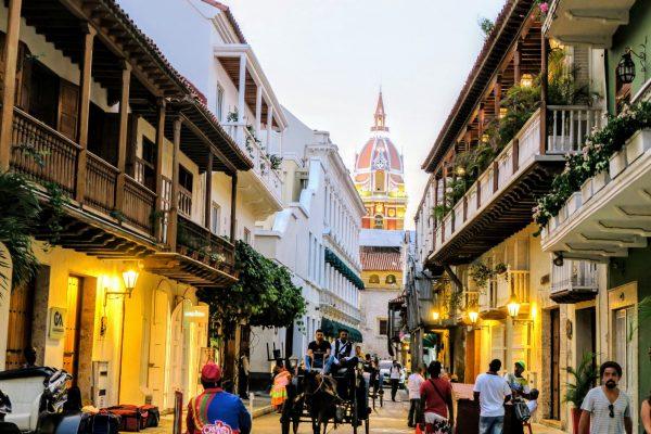 UNESCO'nun korutuğu kent Cartagena