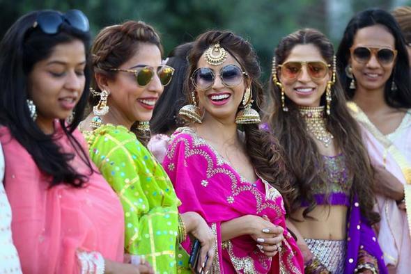 Antalya'da 1.5 milyon dolarlık 4 gün 4 gece süren Hint düğünü!