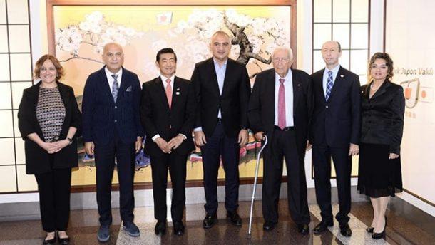 Bakan Ersoy: 2020'yi Türkiye'de Japon Yılı ilan etmek istiyoruz