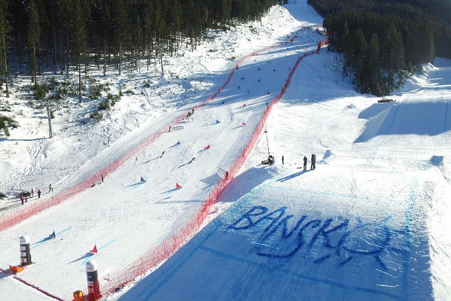 Bansko, Bulgaristan'ın en ünlü kayak merkezi