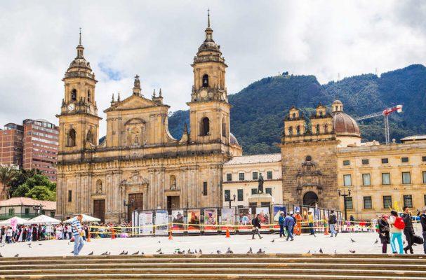 Bogota, Güney'in en büyüklerinden