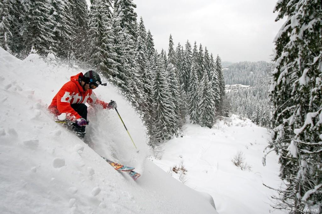 Bulgaristan, dünyanın en iyi biathlon pistlerine de sahip
