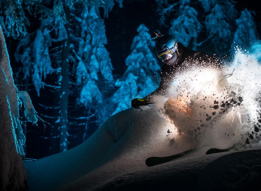 Kış turizminin parlayan kenti Palandöken'de kayak heyecanı başlıyor!