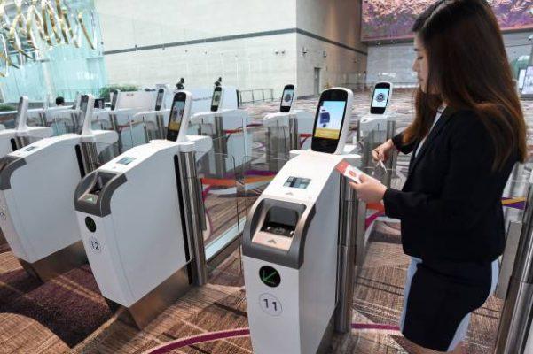 Changi Havalimanı Terminal 4 açıldı
