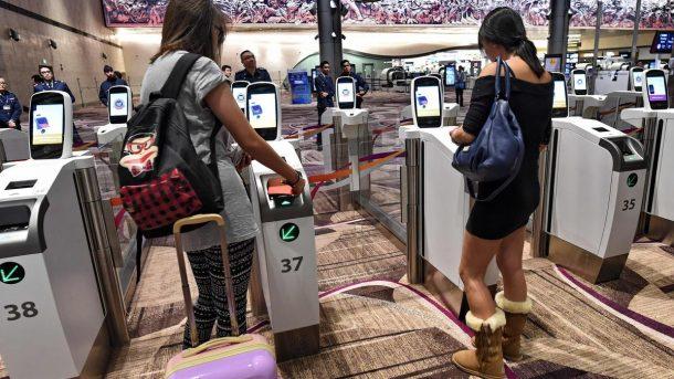 Dünyanın En İyisi Seçilen Changi Havalimanı, tam otomatik terminalini açtı!