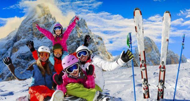Kış tatili için Slovenya'nın en güzel kayak merkezleri turistleri bekliyor
