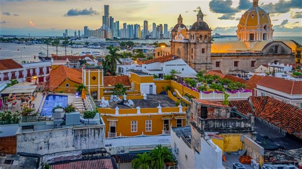 Latin Amerika'nın renkli ülkesi Kolombiya'da gezilecek yerler