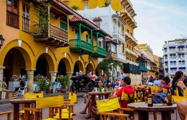 Latin Amerika'nın renkli ülkesi Kolombiya