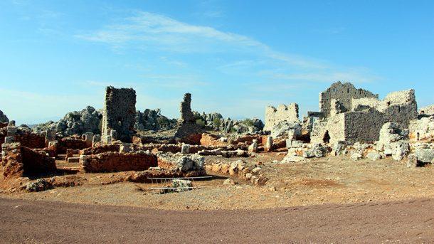 Lyrboton Kome Antik Kenti