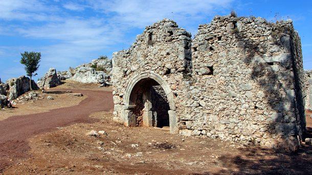 Antalya Lyrboton Kome Antik Kenti