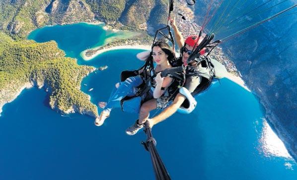 Türkiye Macera Turizmi'nde üst sıraları zorluyor!