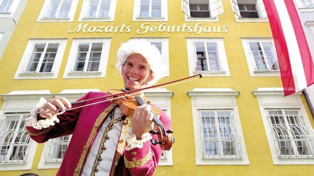 Klasik müziğin dehası Mozart, 2019 Salzburg Mozart Haftası'nda anılacak!