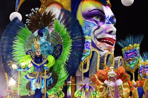 Rio Karnavalı'nda ilk maskeli balo 1840'da yapıldı