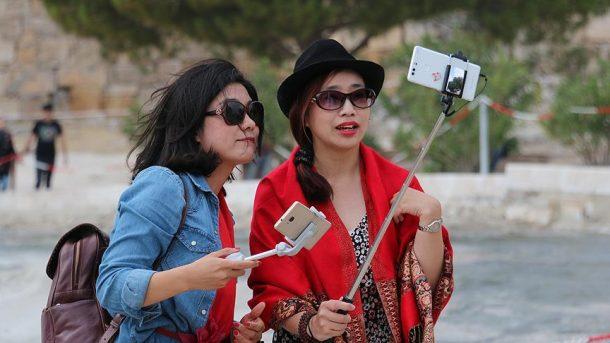 Türk turizminin 2019 yılı hedefi 1 milyon Çinli turist!