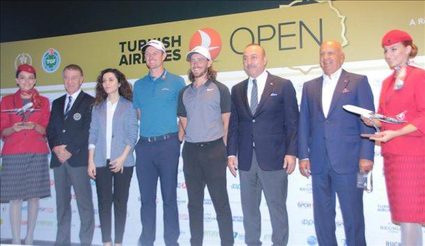 Turkish Airlines Open 2018'i 1.5 milyar kişi canlı izleyecek!