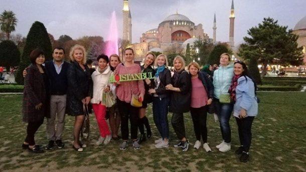 TÜROB, Ukraynalı acenteleri Kültür ve Kış Turizmi kapsamında misafir etti!