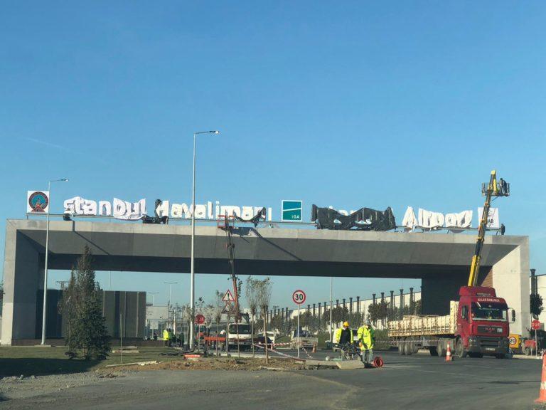 İstanbul Yeni Havalimanı bugün açılıyor... Peki ismi ne oldu?