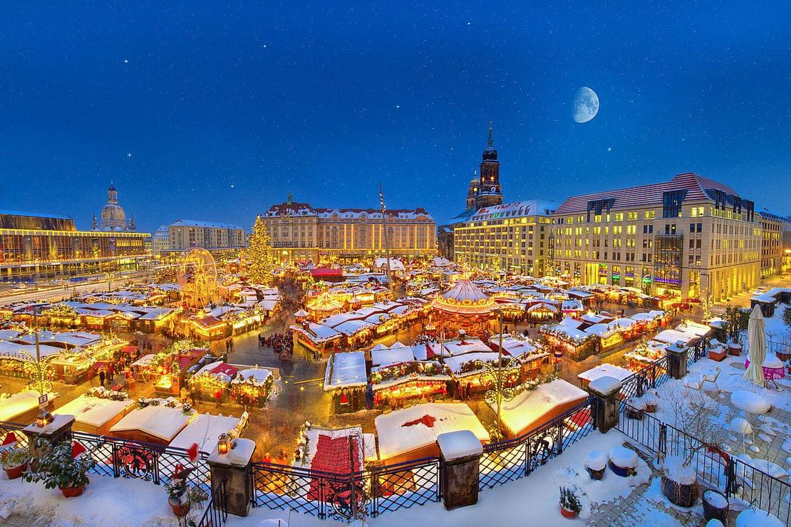Avrupa'da yılbaşı öncesi gidilmesi gereken en iyi Noel pazarları!
