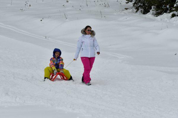 Cıbıltepe'nin yeni telesiyeji kayak sezonuna yetiştirilecek