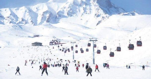 Türkiye yeni kayak sezonunda kış sporlarına doyacak!