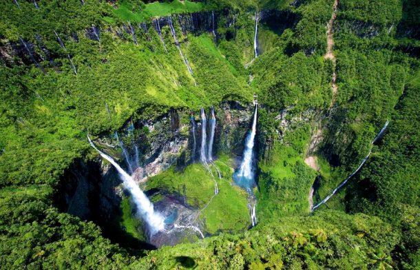Hint Okyanusu'nun Vanilya kokulu adası Reunion!