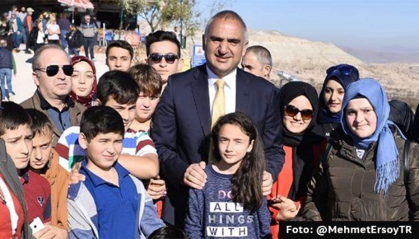 Kapadokya'daki kaçak yapılaşmaya bakan Ersoy sert çıktı: Kar kalacak sanmasınlar!