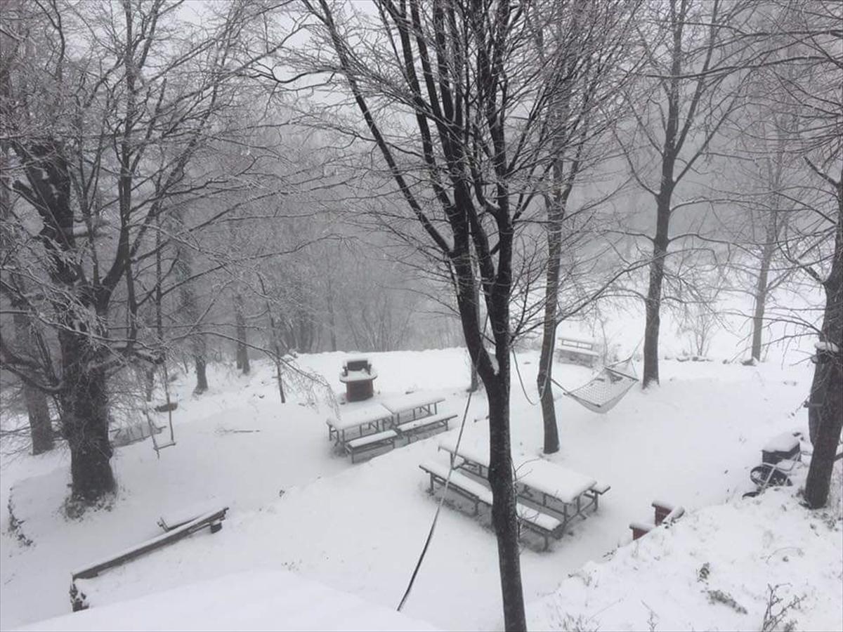 Kartepe ve Kartalkaya Kayak Merkezleri karlar altında!
