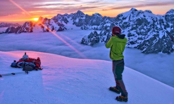 Kış tatilinin vazgeçilmez adresi: Kranjska Gora Kayak Merkezi