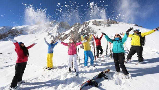 Kış turizmi potansiyeli yüksek
