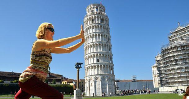 Pisa Kulesi 60 milyon dolarlık masrafla 45 santimetre doğrultuldu