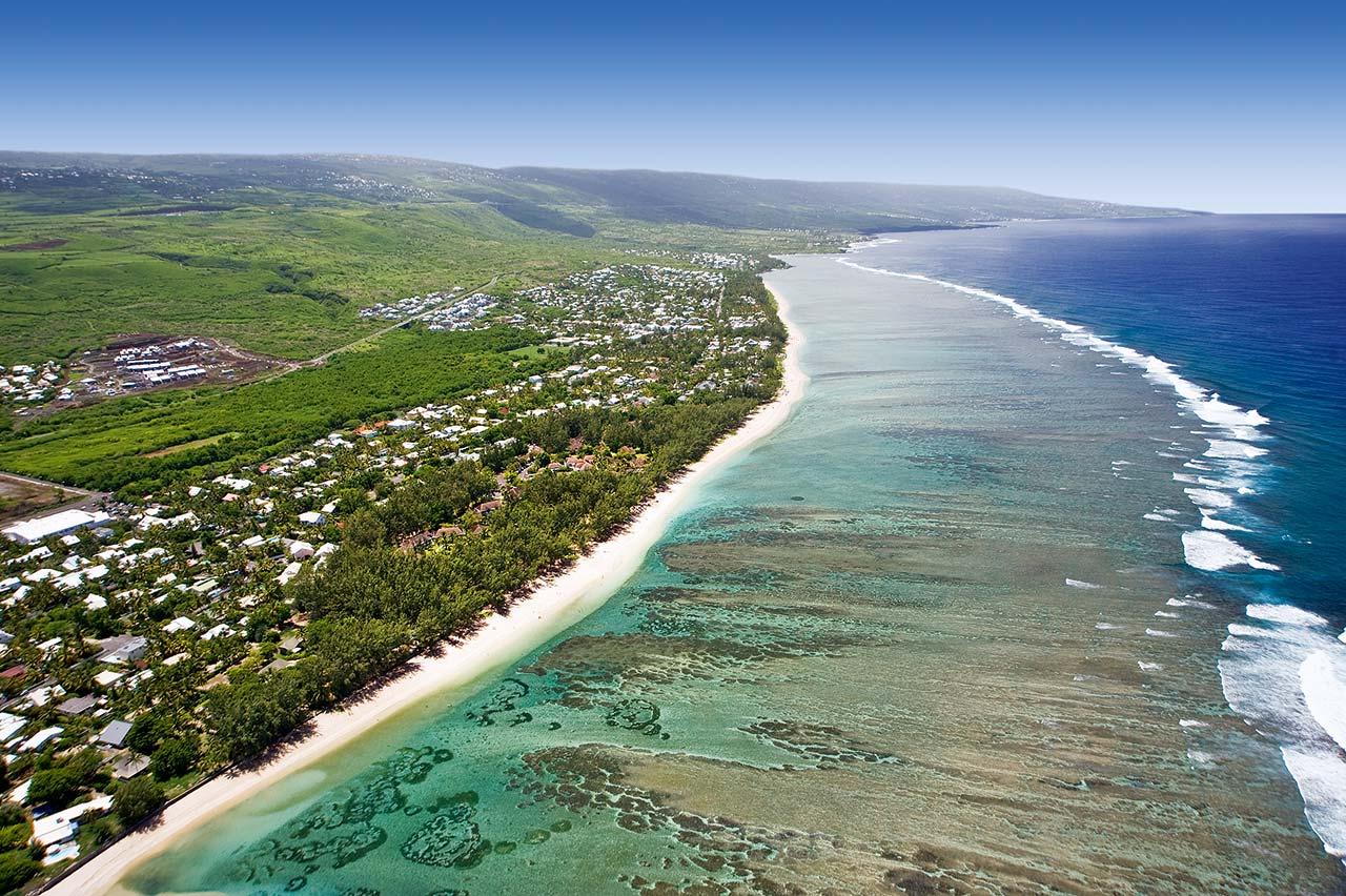 Reunion adası LUX* Saint Gilles oteli