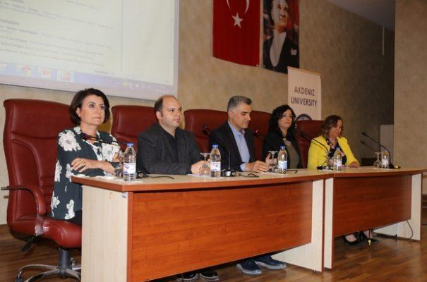 Sağlık turizmi Akdeniz Üniversitesi'nde tartışıldı!