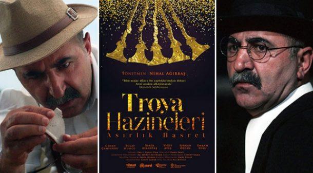 Troya Hazineleri Asırlık Hasre belgeseli seyirci ile buluşuyor