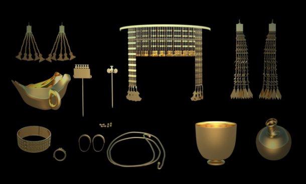 Troya Hazineleri belgeseli
